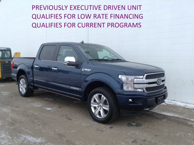 2018 Ford F-150 4 Door Pickup