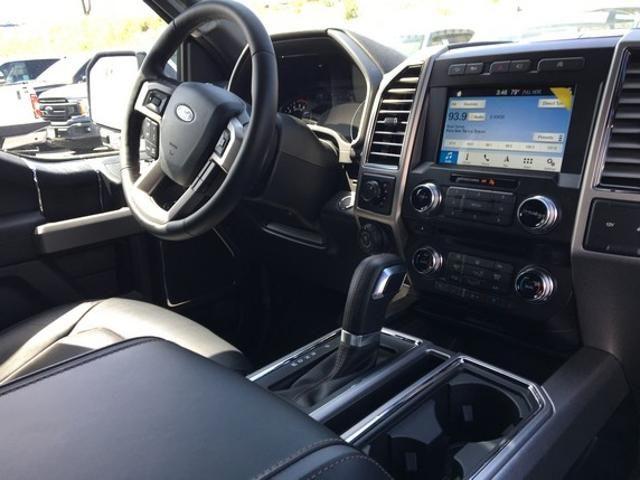 2018 Ford F-150 Platinum 4WD SuperCrew 5.5 Box