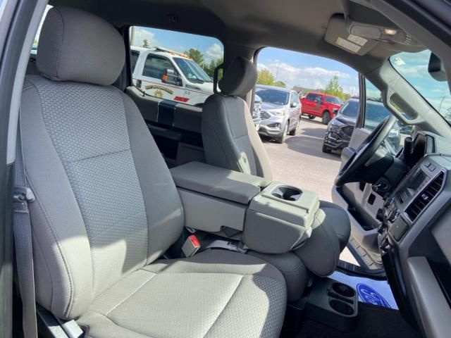 2018 Ford F-150 XLT-ONE OWNER-BACK UP CAMERA-322 B/W
