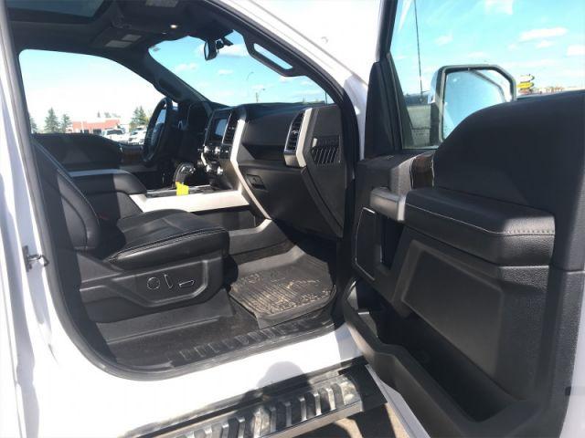 2018 Ford F-150 SUPERCREW LARIAT 4X4  3.0L Diesel