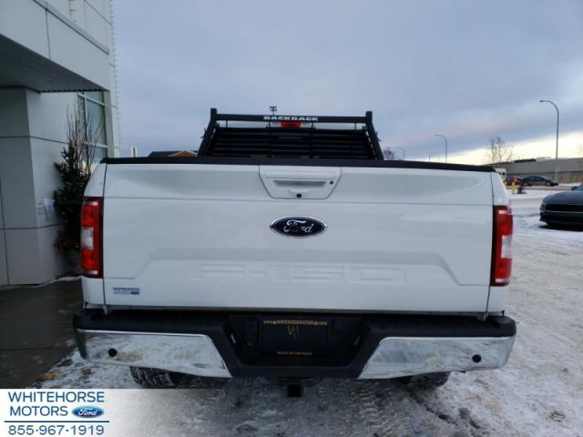 2018 Ford F-150 Lariat  - FREIGHT - Fuel Charge - $316 B/W