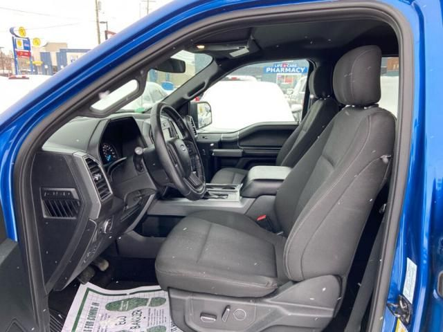 2018 Ford F-150 XLT-TRADE-IN-ONE OWNER