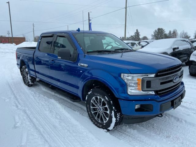 2018 Ford F-150 XLT  - Trade-in - One owner