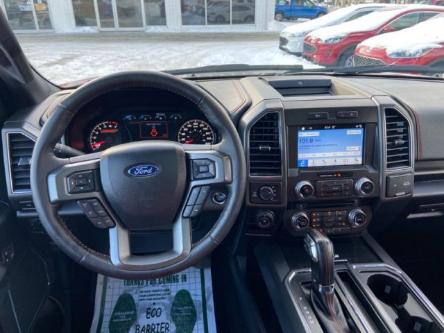 2018 Ford F-150 LARIAT  - Ex-lease - Navigation - $359 B/W