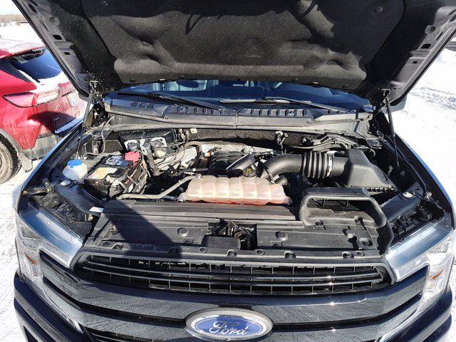 2018 Ford F-150 F150 4X4 502A LARIAT
