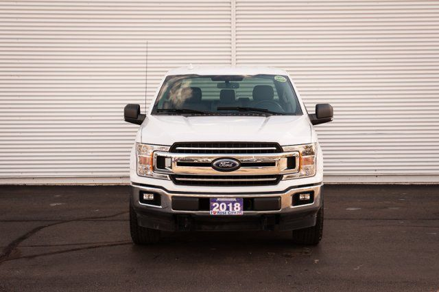2018 Ford F-150 XLT / ACCDIENT FREE / TRAILER TOW PKG / BACK UP CAM /
