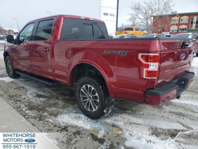 2018 Ford F-150 XLT  - $283 B/W