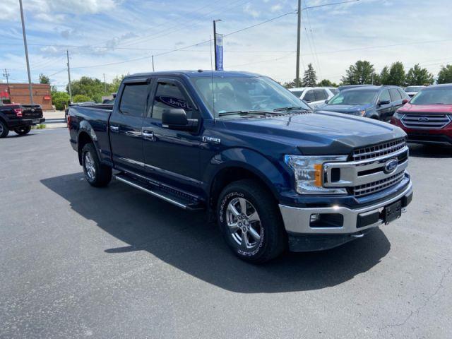 2018 Ford F-150 XLT  - $301 B/W