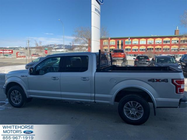 2018 Ford F-150 Lariat  - Leather Seats -  Cooled Seats - $310 B/W