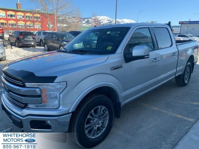 2018 Ford F-150 Lariat  - Leather Seats -  Cooled Seats - $323 B/W