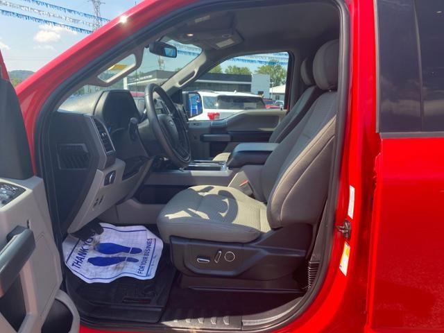 2018 Ford F-150 XLT 4WD SuperCrew 6.5 Box