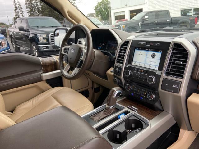 2018 Ford F-150 LARIAT-355 B/W