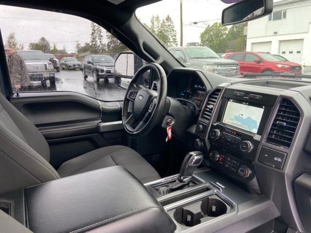 2018 Ford F-150 XLT-NAVIGATION-314 B/W