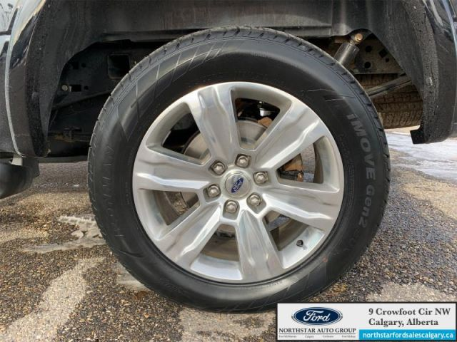 2018 Ford F-150 Platinum  |MOONROOF| TECH PKG| ADAPTIVE CRUISE| MAX TOW|