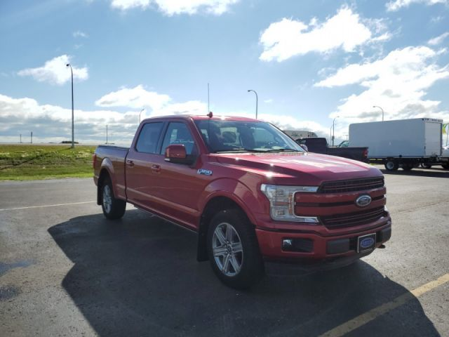 2018 Ford F-150 Lariat  $159 / week