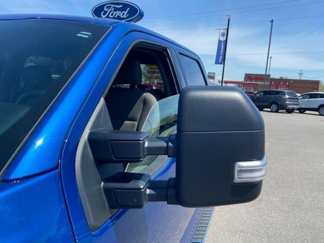 2018 Ford F-150 XLT-TRAILER HITCH-268 B/W