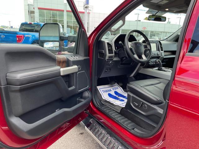 2018 Ford F-150 LARIAT 4WD SuperCrew 6.5 Box