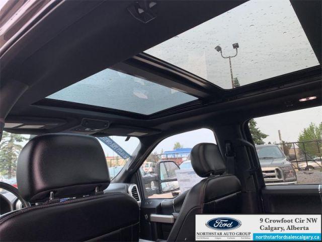 2018 Ford F-150 Lariat   502A  SPORT PKG  MOONROOF  V8  MAX TOW PKG  - $369 B/W