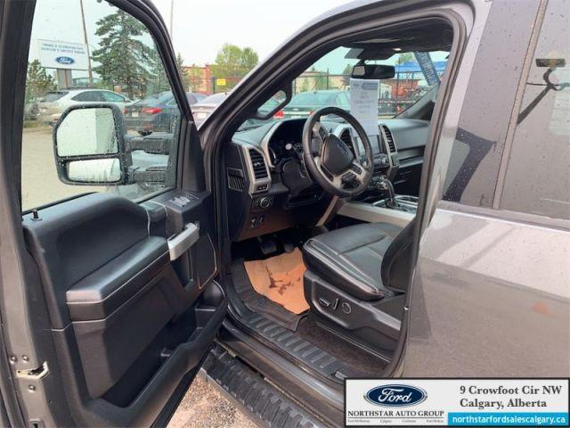 2018 Ford F-150 Lariat  |502A| SPORT PKG| MOONROOF| ECOBOOST| MAX TOW PKG| - $36