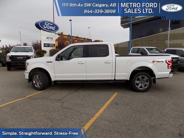 2018 Ford F-150 XLT  - $311 B/W