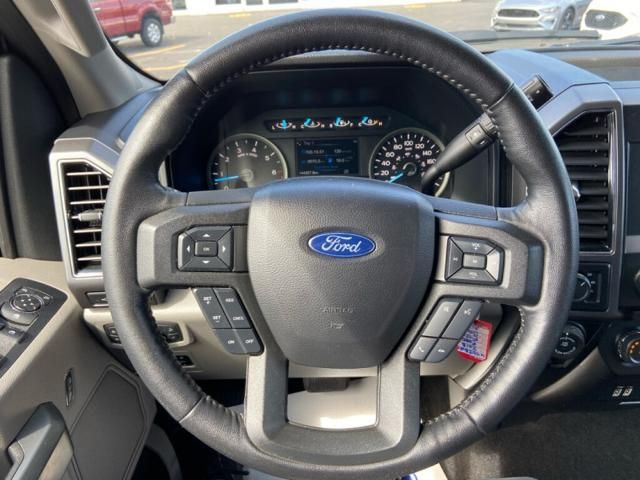 2018 Ford F-150 XLT-ONE OWNER-LOCAL-TRADE-IN-315 B/W
