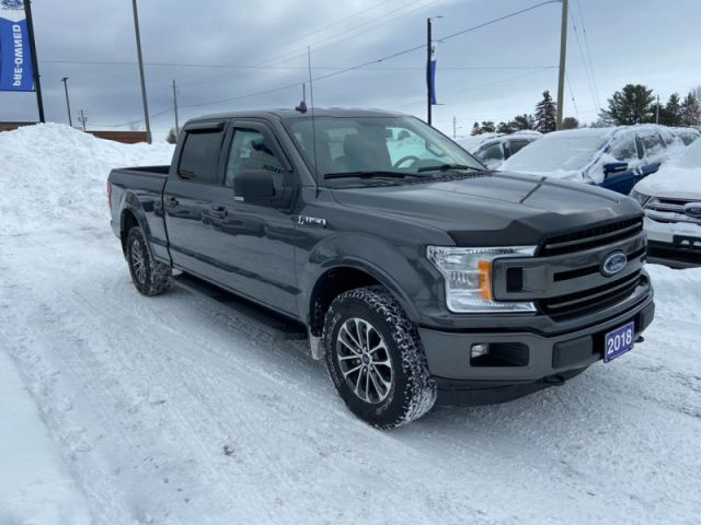 2018 Ford F-150 XLT  - One owner - Trade-in - Navigation - $285 B/W