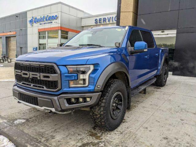 2018 Ford F-150 Raptor  |UP TO $10,000 CASH BACK O.A.C