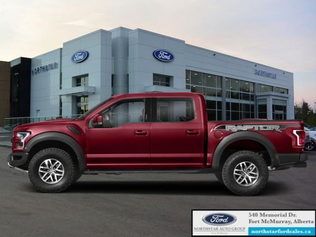 2018 Ford F-150 Raptor  - Leather Seats -  Bluetooth