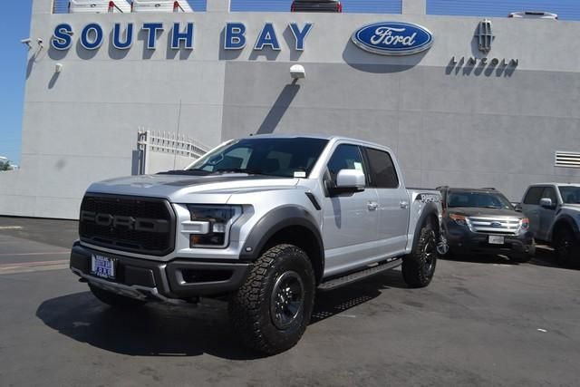 2018 ford f 150 raptor 4wd supercrew 5 5 box los angeles ca for sale by south bay ford. Black Bedroom Furniture Sets. Home Design Ideas