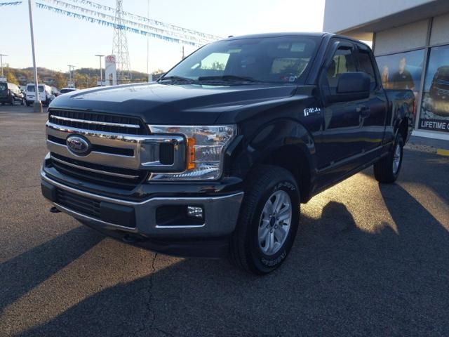 2018 Ford F-150 XLT 4WD SuperCab 6.5 Box
