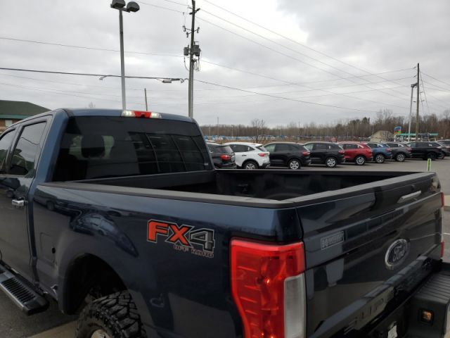 2018 Ford F-250 Super Duty 4X4