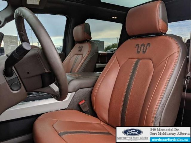 2018 Ford F-350 Super Duty King Ranch  |6.7L|Rem Start|Nav|Ultimate Pkg|Massage Seats
