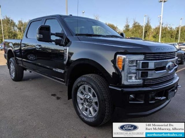 2018 Ford F-350 Super Duty Limited  |6.7L|Rem Start|Nav|Twin Panel Moonroof