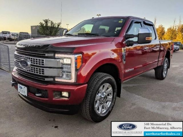 2018 Ford F-350 Super Duty Platinum  |6.7L|Rem Start|Nav|Platinum Ultimate Pkg