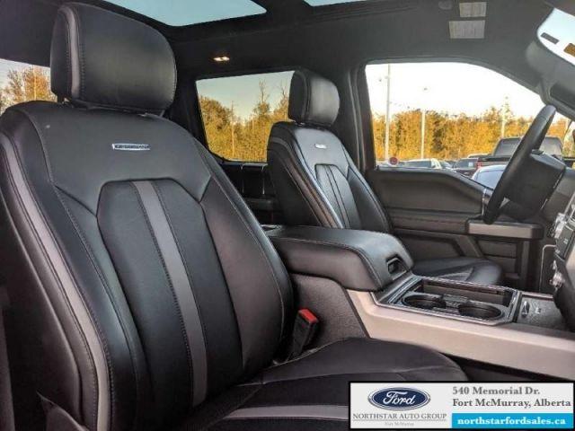 2018 Ford F-350 Super Duty Platinum   6.7L Rem Start Nav Platinum Ultimate Pkg