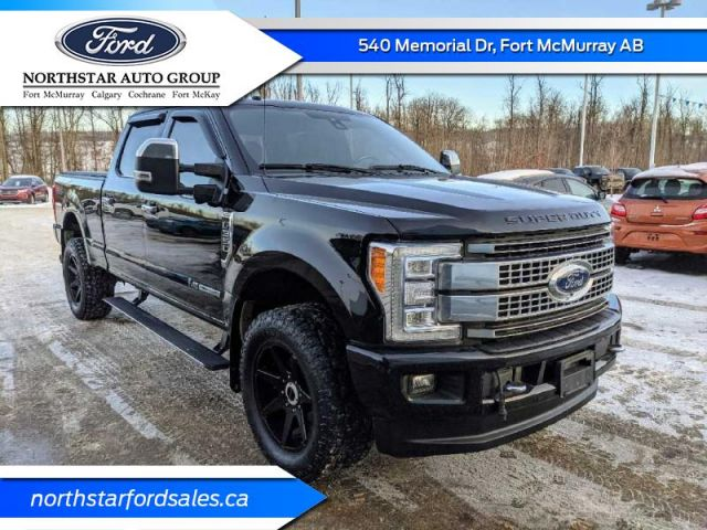 2018 Ford F-350 Super Duty Platinum  |UP TO $10,000 CASH BACK O.A.C