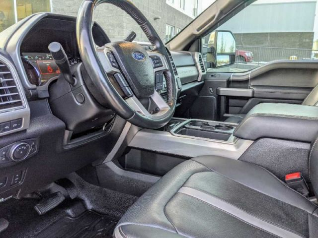 2018 Ford F-350 Super Duty Platinum  |2 YEARS / 40,000KMS EXTENDED POWERTRAIN WARRANTY INCL
