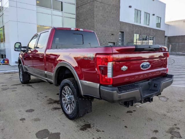 2018 Ford F-350 Super Duty King Ranch  |2 YEARS / 40,000KMS EXTENDED POWERTRAIN WARRANTY IN