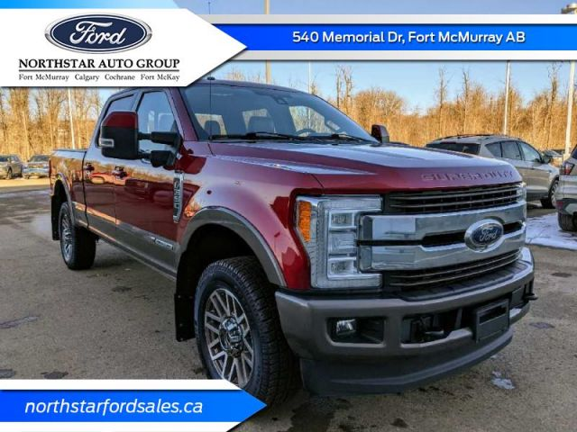 2018 Ford F-350 Super Duty King Ranch  |ALBERTA'S #1 PREMIUM PRE-OWNED SELECTION