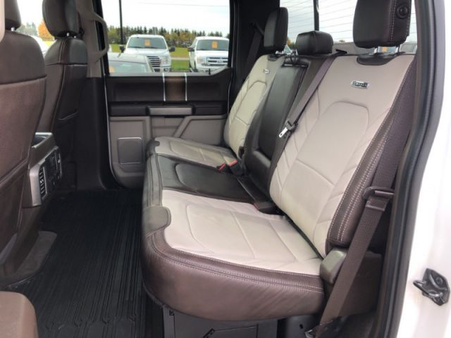 2018 Ford F-350 Super Duty Limited  -  - Air - Tilt