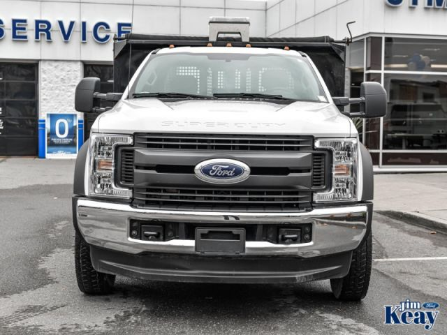 2018 Ford F-550 Chassis Cab - Low Mileage