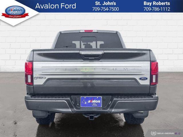 2018 Ford F150 4x4 - Supercrew Platinum - 145 WB