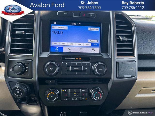 2018 Ford F150 4x4 - Supercrew XLT - 157 WB