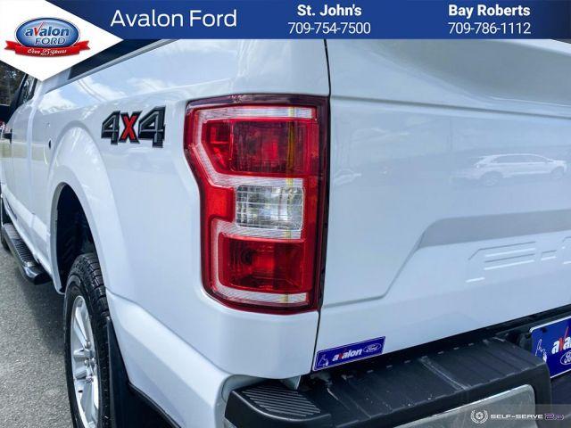 2018 Ford F150 4x4 - Supercab XLT - 145 WB