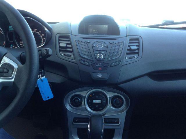 2018 Ford Fiesta 4 Door Car
