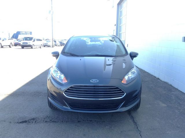 2018 Ford Fiesta 4 Door Car