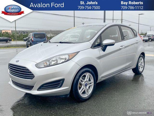 2018 Ford Fiesta (5) SE