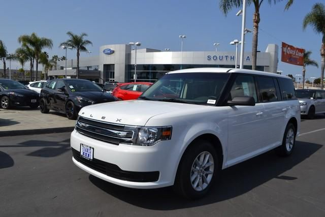 2018 Ford Flex SE FWD