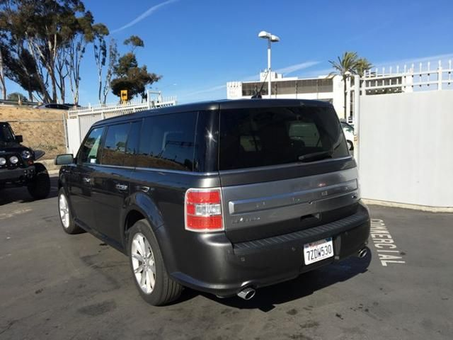 Pre Owned 2018 Ford Flex Limited Fwd For Sale Near