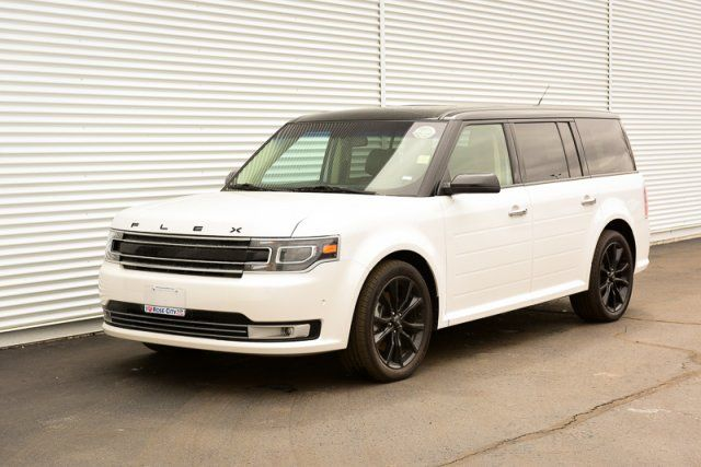 2018 Ford Flex Limited / AWD / Accident Free / Fully Loaded